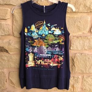 Disney Parks Discover The Magic Kingdom 1971 Top